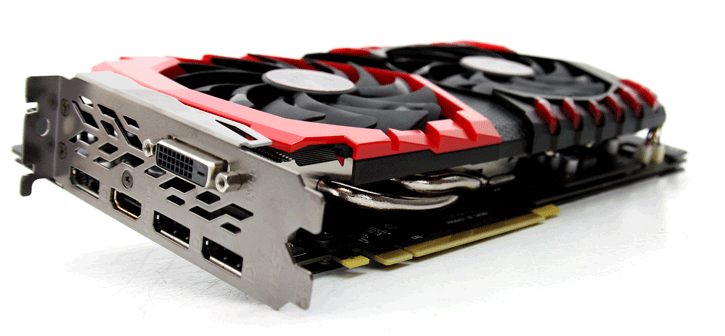 Review: MSI GeForce GTX 1060 GAMING X PLUS (9 Gbps GDDR5 )