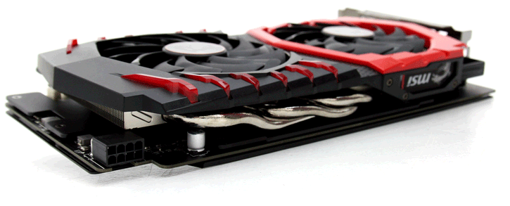 MSI GeForce GTX 1060 Gaming X 3GB Review - Product Showcase