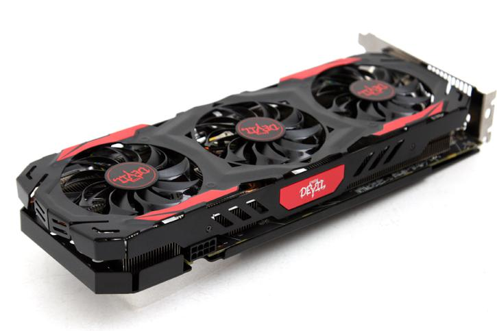 PowerColor Radeon RX 480 RED DEVIL review - Product Photos