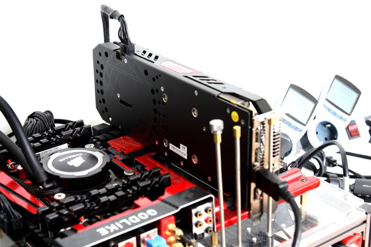 PowerColor Radeon RX 480 RED DEVIL review - Hardware setup | Power
