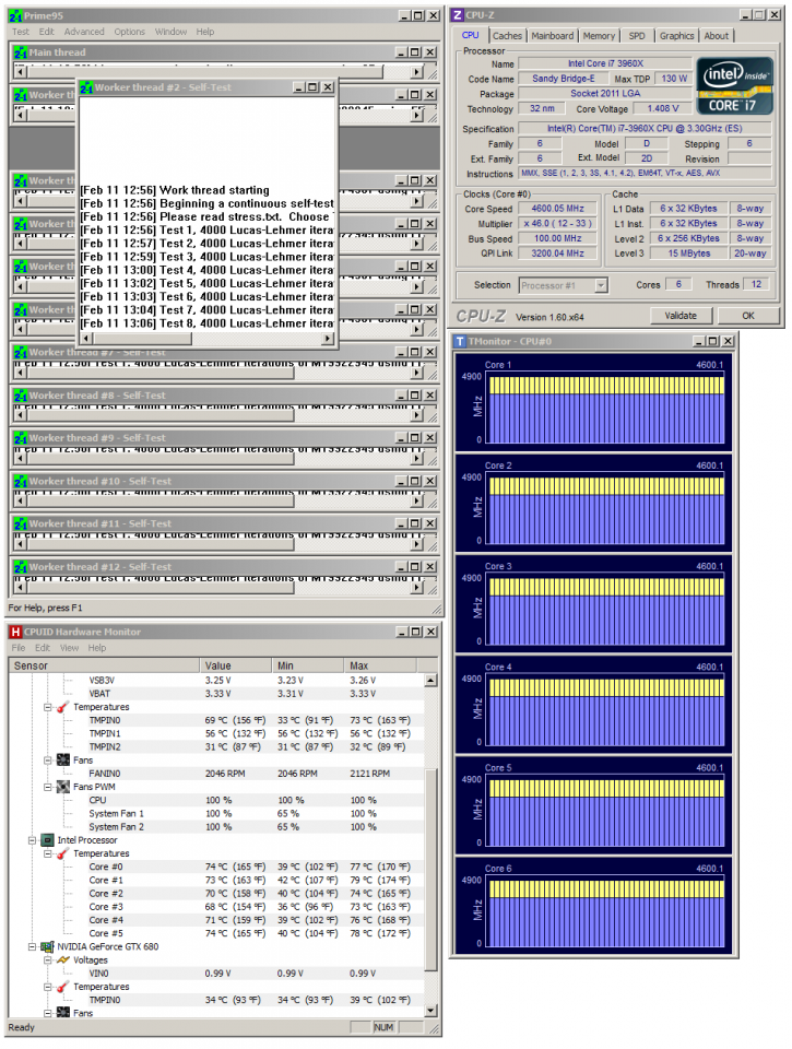 GeForce GTX Titan 3-way SLI and Multi monitor review - Multi-GPU