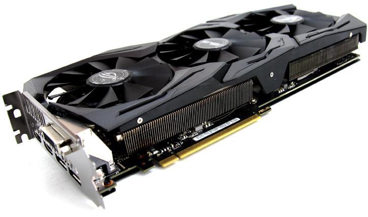 ASUS ROG GeForce GTX 1070 STRIX