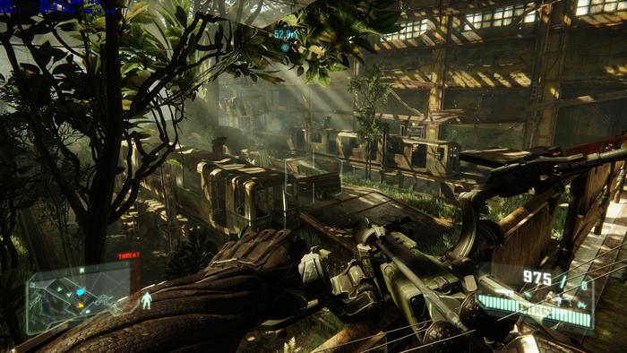 Crysis 3 VGA Graphics Benchmark performance test - Introduction