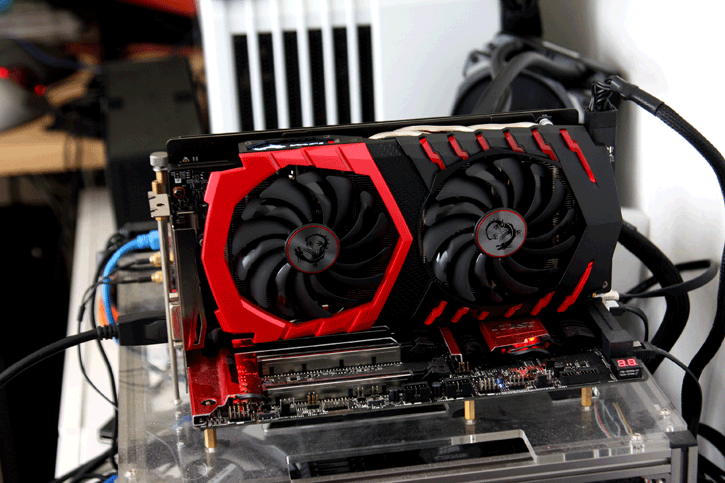 MSI GeForce GTX 1060 Gaming X 3GB Review - Introduction