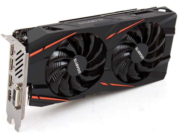 Gigabyte Radeon RX 480 G1 GAMING review - Product Photos