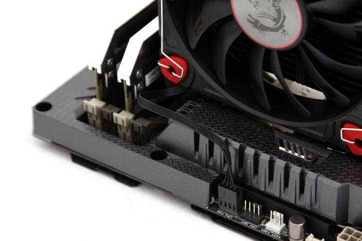 MSI Core Frozr L CPU cooler review - Product Installation