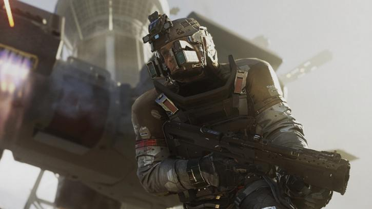 Call of Duty: Infinite Warfare PC graphics benchmark review - PC VGA