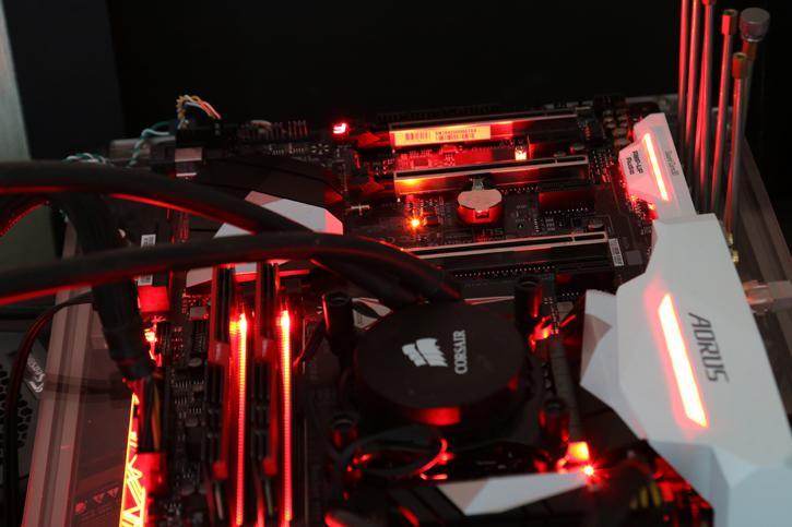 Gigabyte GA-Z270X Gaming 5 Review - RGB FUSION