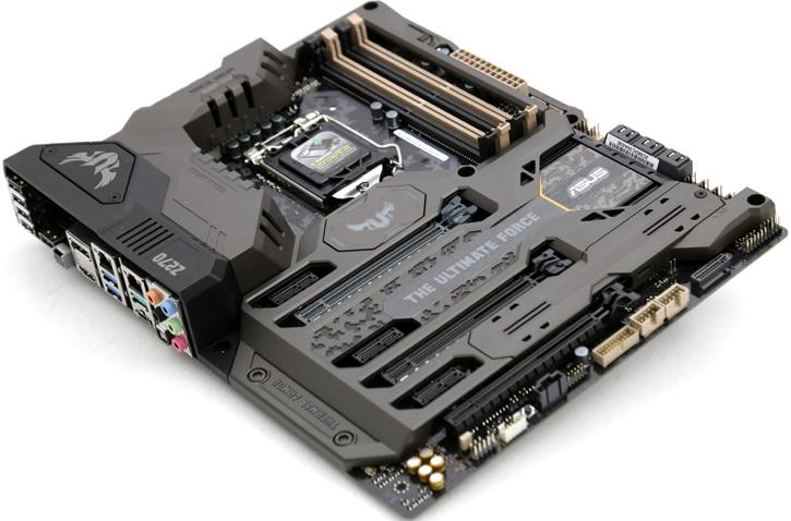 ASUS TUF Z270 Mark I Motherboard Review - A Motherboard Tested