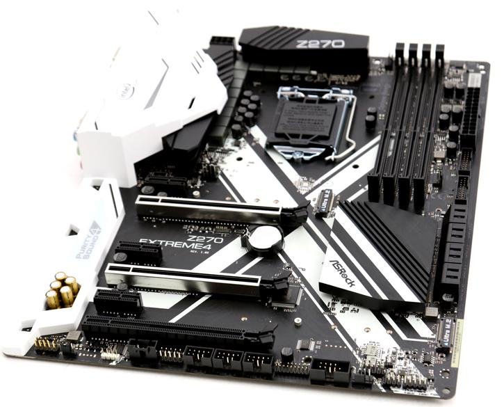ASRock Z270 Extreme 4 Review - A Motherboard Tested