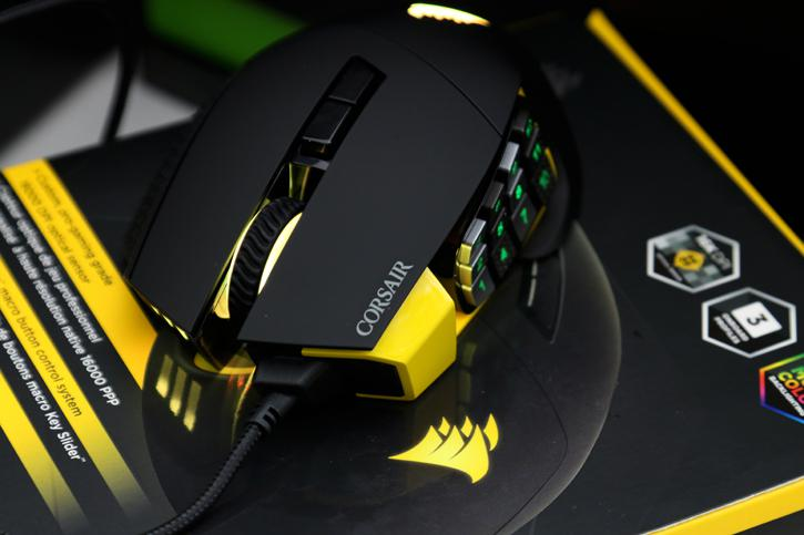 9543eb5e990 ... we'll review the Corsair Gaming SCIMITAR RGB PRO mouse. Priced in the  the 89 USD/EUR price range be worth it with regards to features and  functionality?