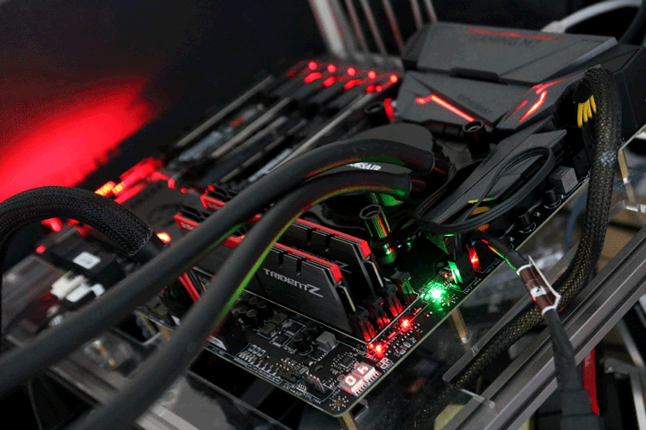 how to change msi gaming z270 led lights