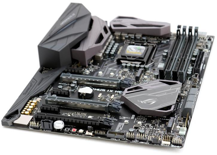 Review: ASUS Maximus IX Hero Motherboard