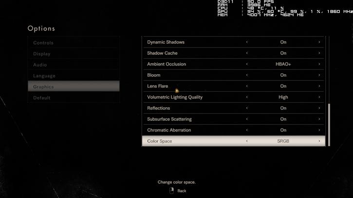 Resident Evil 7 : PC graphics performance benchmark review
