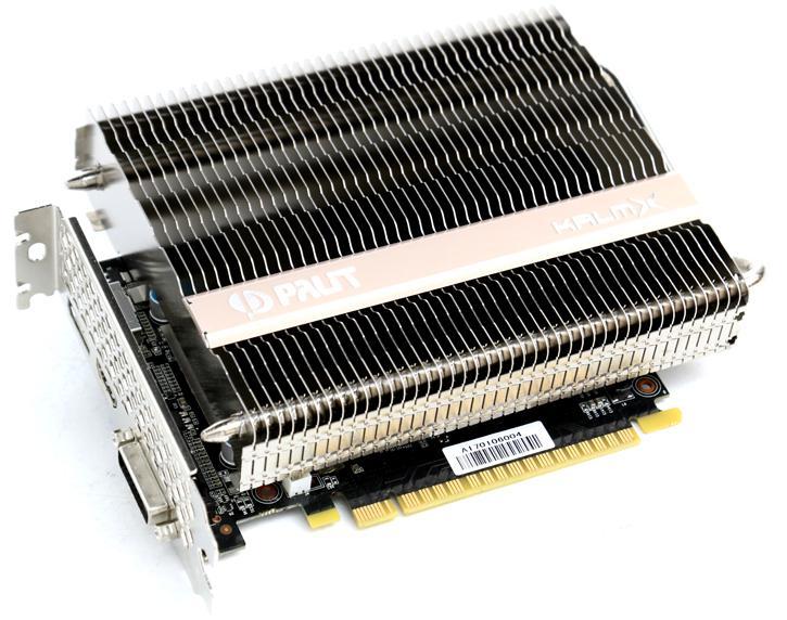 Palit GeForce GTX 1050 Ti KalmX Review - Introduction