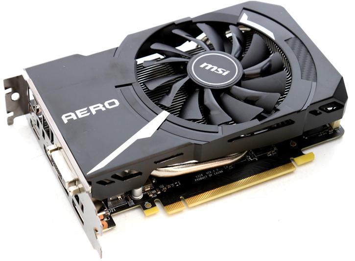 e0a3a29e8 Review: MSI GeForce GTX 1060 Aero Mini ITX