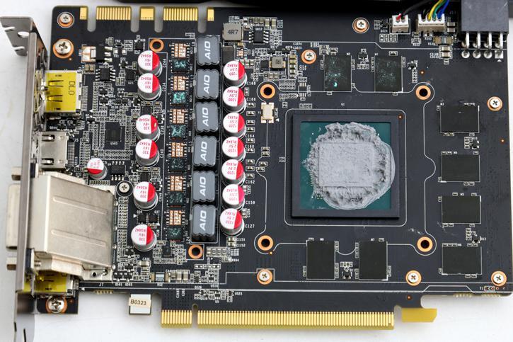 Zotac Geforce Gtx 1080 Mini Review Product Innards