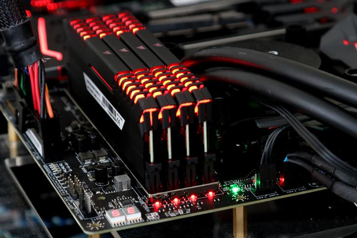 Corsair Vengeance Rgb Ddr4 Memory Review Specifications