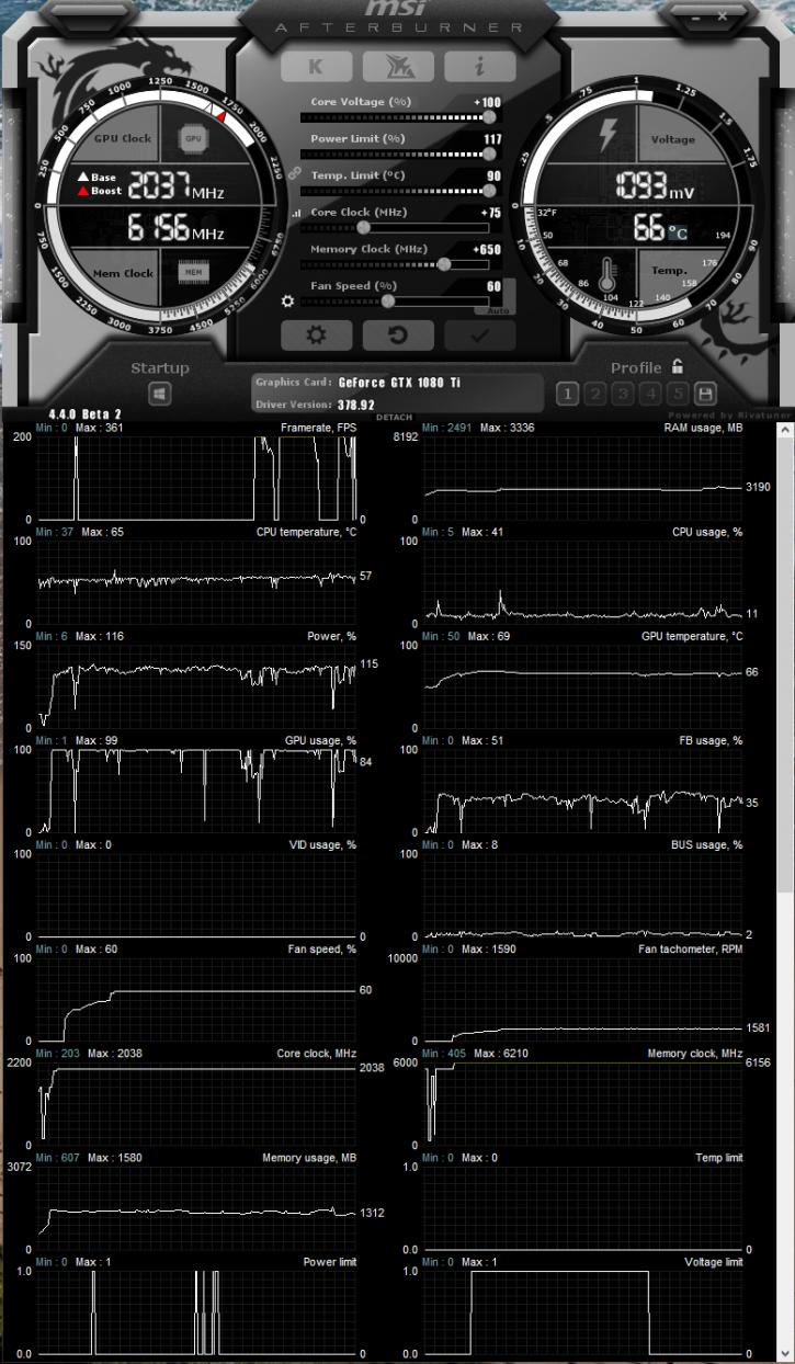1080ti not showing gpu usage | Tom's Hardware Forum