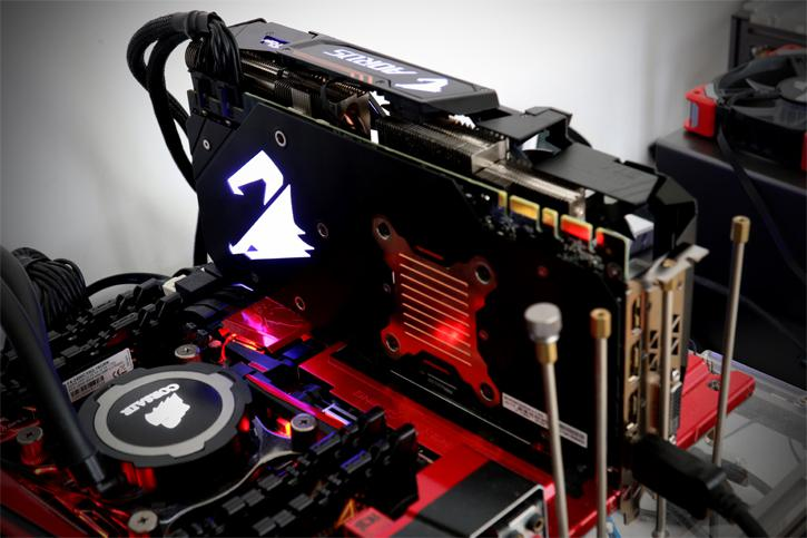 Gigabyte Aorus GTX 1080 Ti Xtreme Edition Review - Hardware