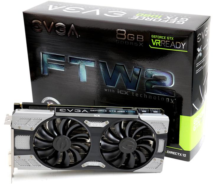 EVGA GeForce GTX 1080 FTW2 review - Introduction