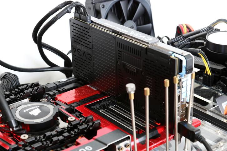 EVGA GeForce GTX 1080 FTW2 review - Hardware Setup | Power Consumption