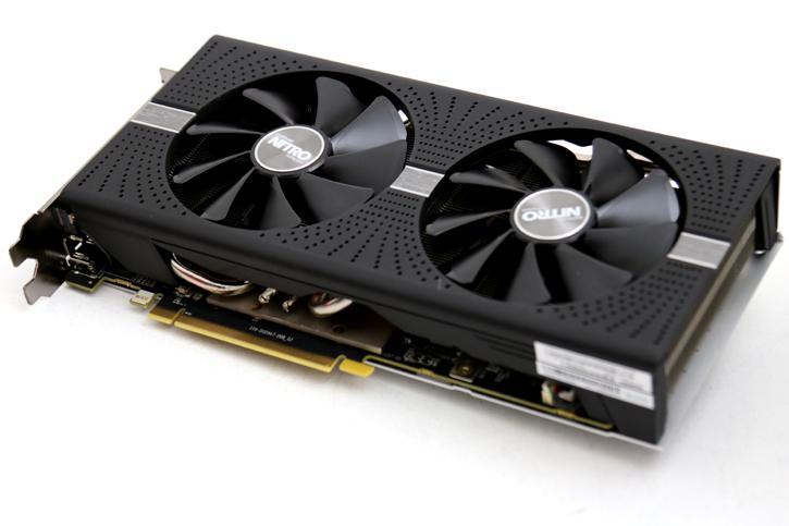 Sapphire Radeon RX 570 Nitro+ 4GB review - Product Photos