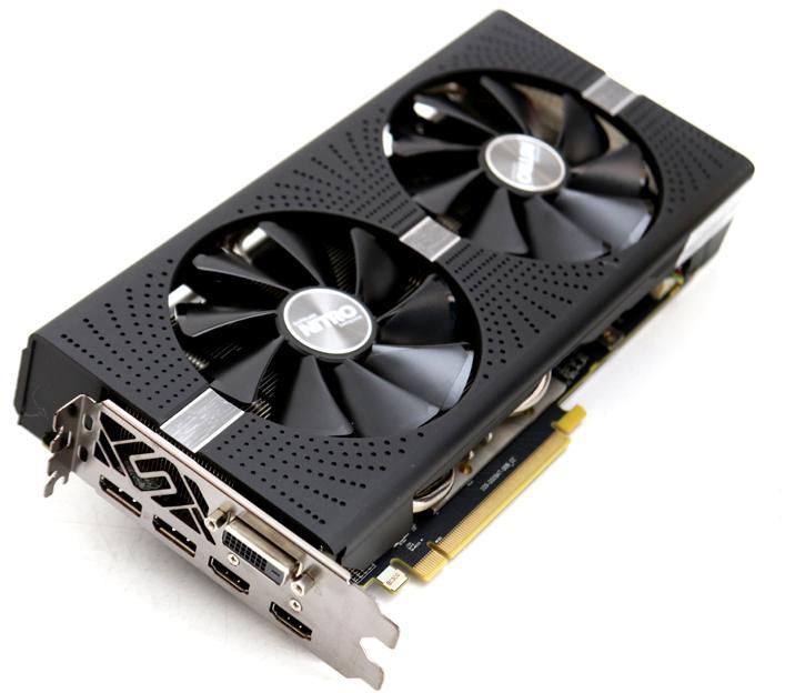 Sapphire Radeon Rx 570 Nitro 4gb Review Product Photos