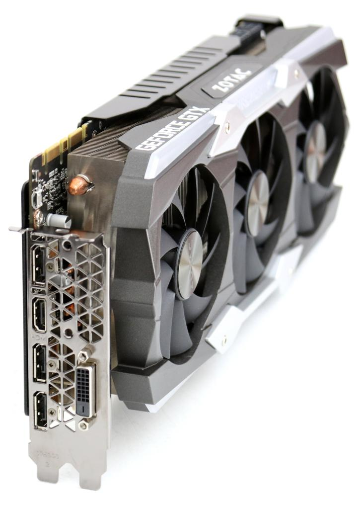 ZOTAC GeForce GTX 1080 Ti AMP Extreme review - Introduction