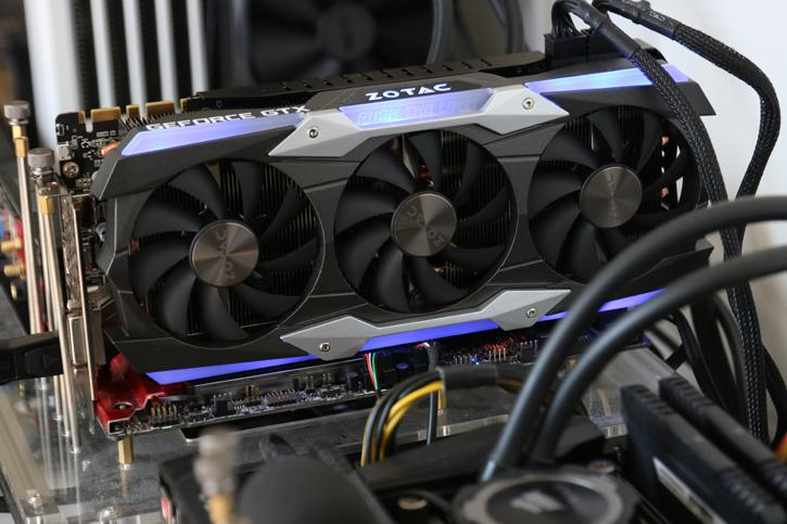 ZOTAC GeForce GTX 1080 Ti AMP Extreme review - Conclusion