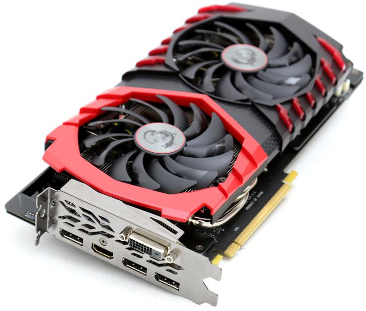 MSI GeForce GTX 1060 GAMING X PLUS Review - Introduction