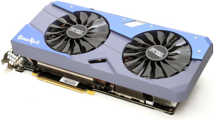 Palit GeForce GTX 1080 Ti GameRock Premium Review - Introduction