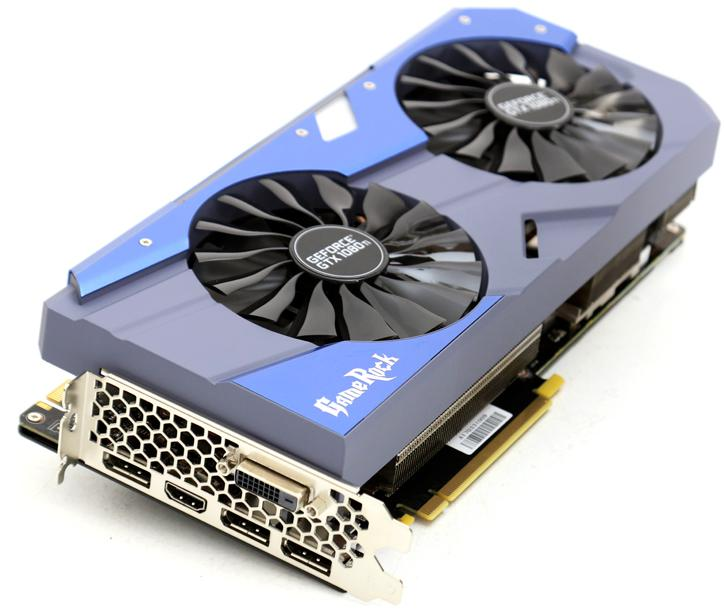 Palit GeForce GTX 1080 Ti GameRock Premium Review - Product Showcase