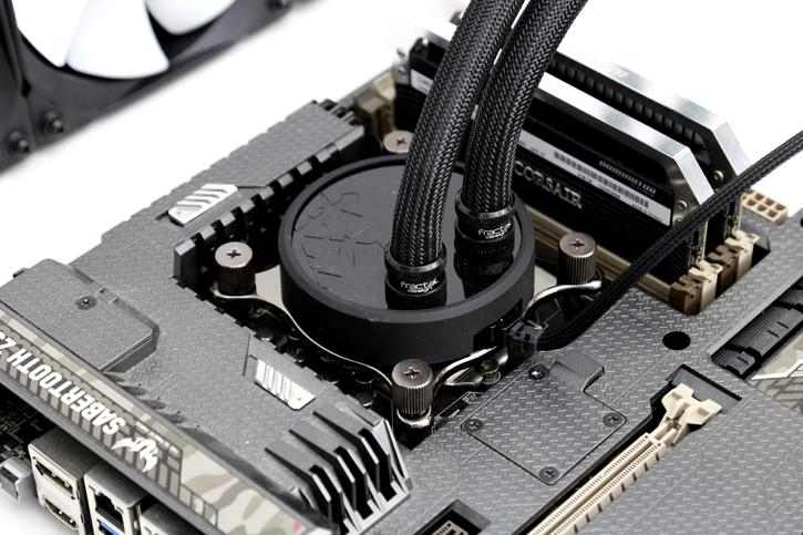 Fractal Design Celsius S36 review - Product Installation