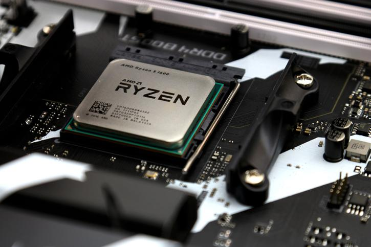 AMD Ryzen 5 1600 review - Introduction