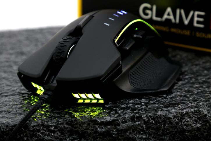 Corsair GLAIVE RGB game mouse review - Final words and