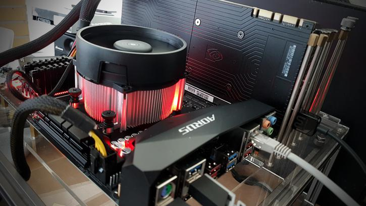 Stock Cooler Enough? | Tom's Hardware Forum