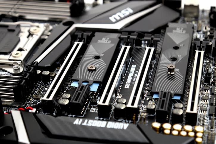 MSI X299 Gaming Pro Carbon AC review - Product Showcase