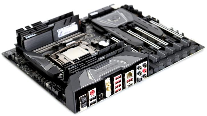 MSI X299 Gaming M7 ACK motherboard review - Product Showcase
