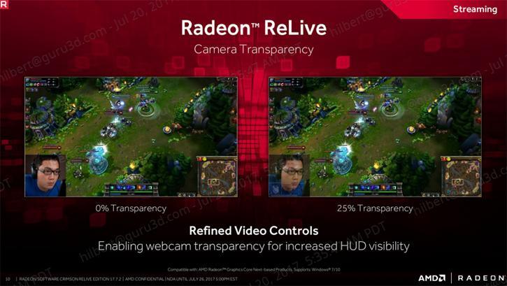 AMD Radeon Crimson ReLive Edition Driver v17 7 2 Overview - Crimson