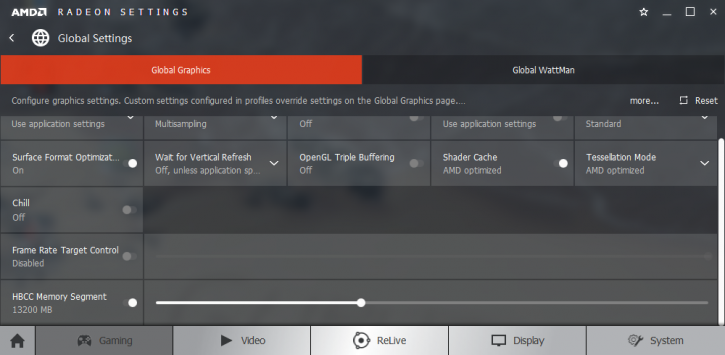 AMD Radeon RX Vega 64 8GB review - HBCC Game Testing