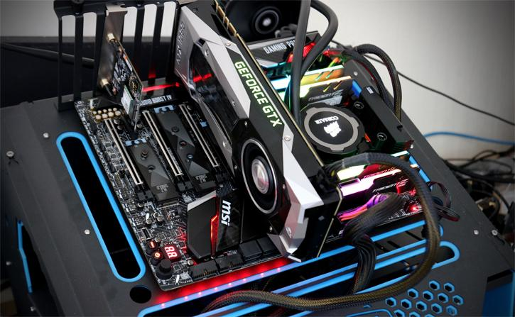 MSI X399 Gaming Pro Carbon AC review - Overclocking Your