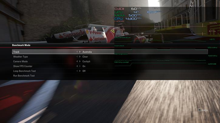 F1 2017: PC graphics performance benchmark review - Image