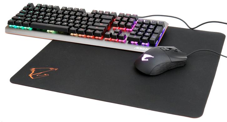 cffdcb3b639 But please take a peek at the products and then let's head onwards into the  review. So, the review you are reading is actually typed on the Aorus K7 ...
