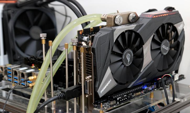 ASUS ROG GeForce GTX 1080 Ti Poseidon Review - Conclusion
