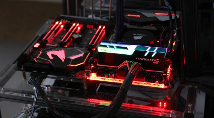 Gigabyte Aorus Z370 Gaming 7 review - Product Showcase