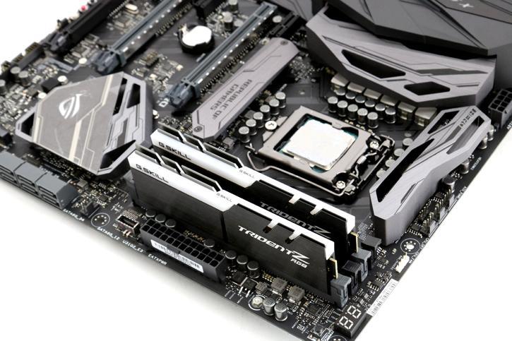 ASUS ROG Maximus X Hero review - Product Showcase
