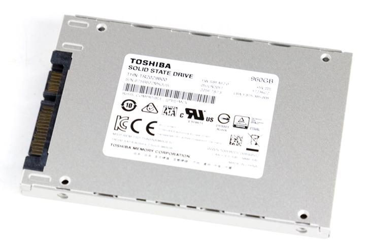 Toshiba Tr200 Ssd 960gb Review Product Showcase
