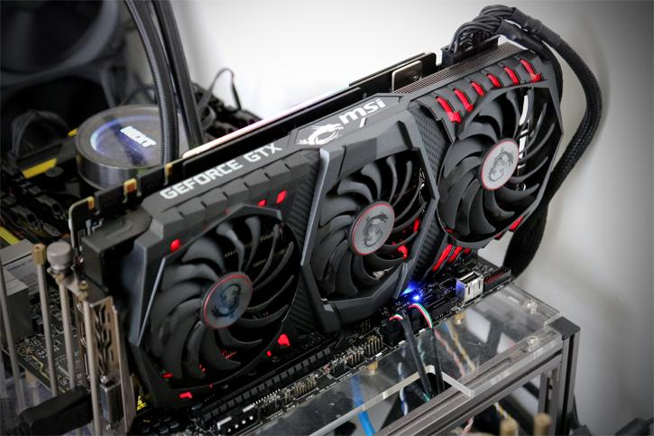 MSI GeForce GTX 1080 Ti Gaming X Trio Review - Pascal GPU Architecture