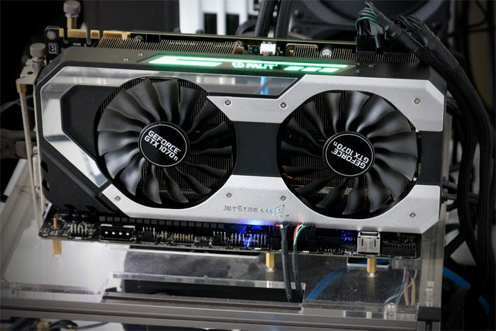 Palit GeForce GTX 1070 Ti Super Jetstream review - Introduction